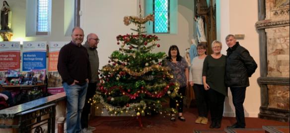 18 12 Volunteers Tree