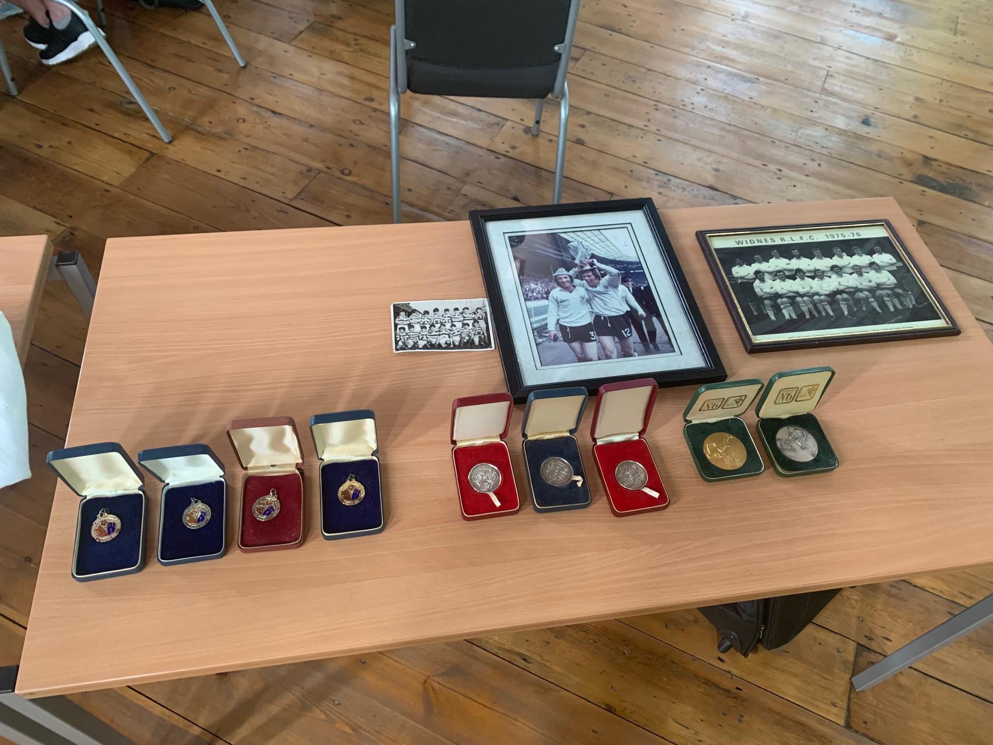 19 09 medals
